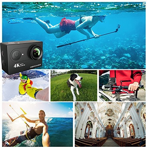 Alice Bonasio VR Consultancy MR Consultancy Tom Atkinson Tech Trends Reviews Review AR MR Mixed Reality Virtual Augmented Sex IOT dbpower 4k action camera sports head mounted 12mp