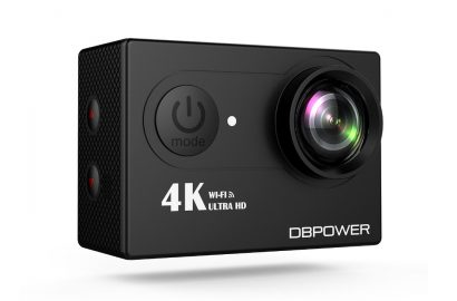 Product Review: DBPower 4K Action Camera