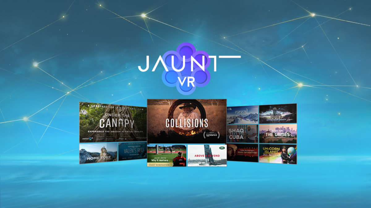 Creating New Mixed Reality Experiences VR Consultancy Jaunt Tech Trends