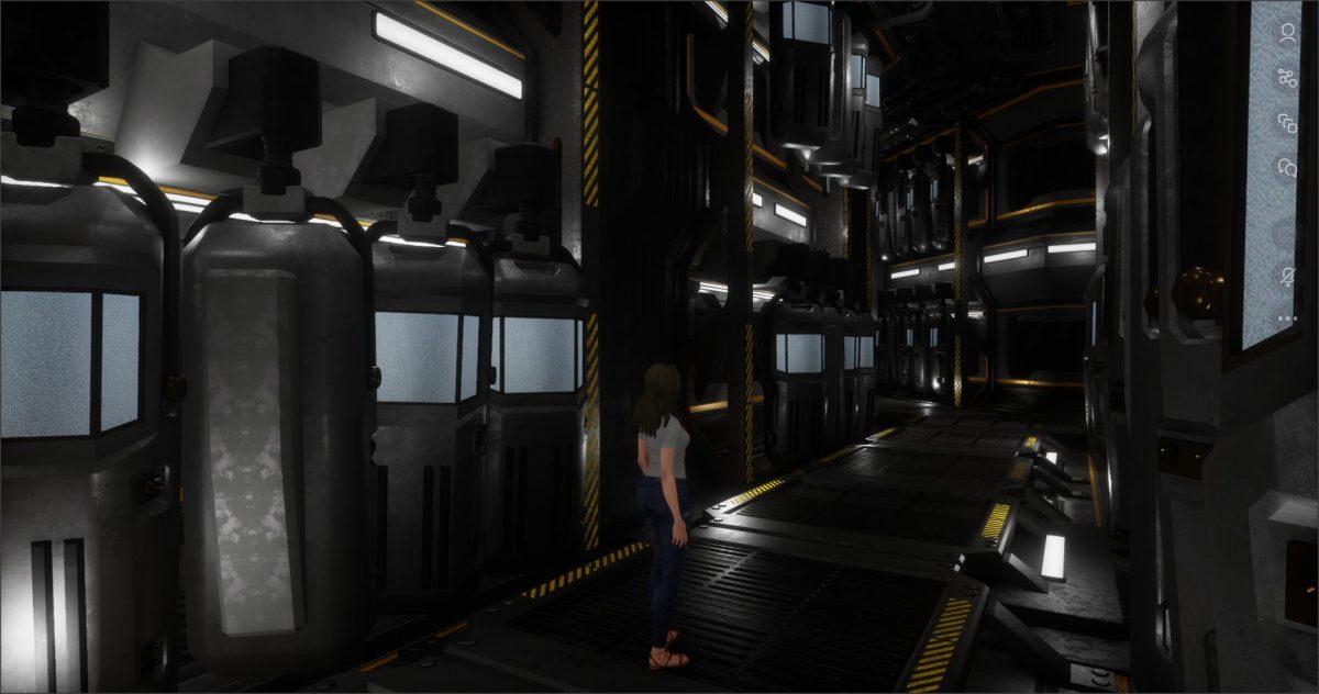 Tech Trends Virtual Reality Consultancy Social VR Sansar Linden Lab Halloween