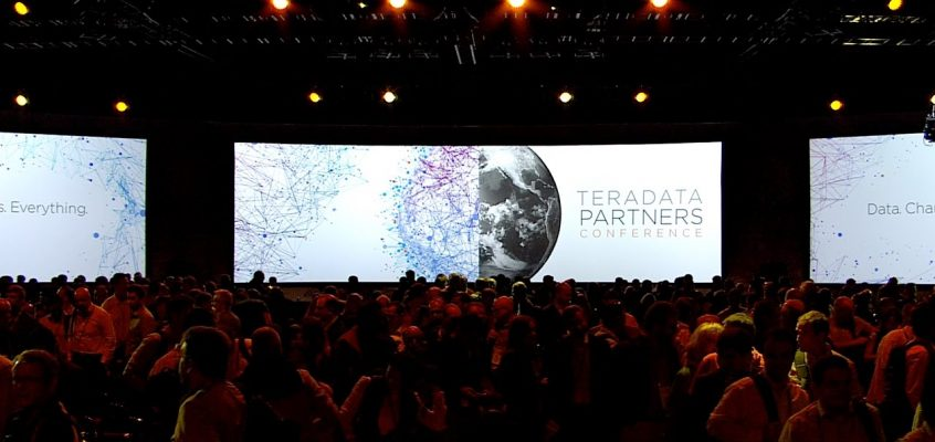 Tech Trends Big Data Conference Teradata partners 2017 Los Angeles