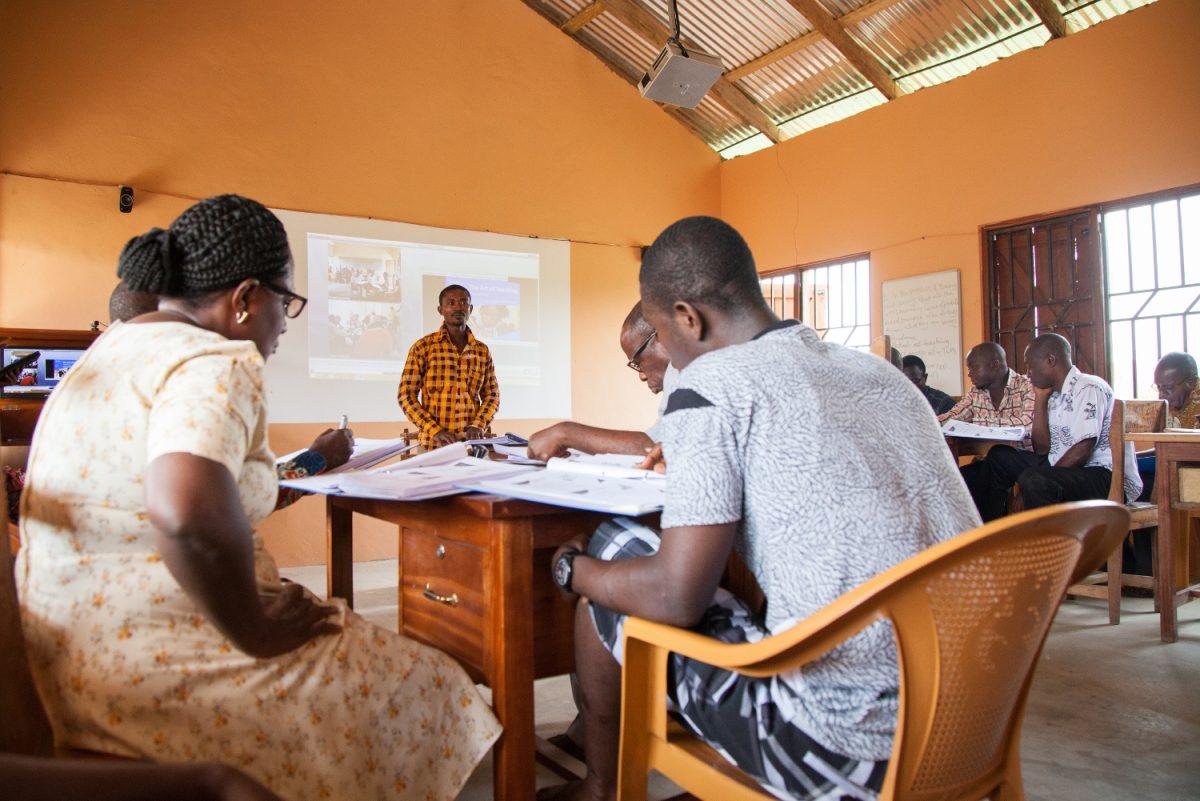 Tech Trends EdTech Africa Teacher Training Varkey F