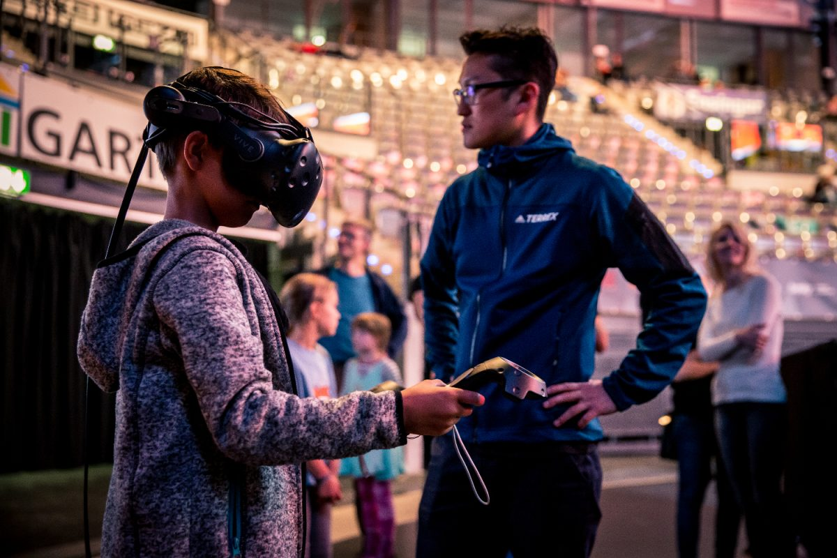 Tech Trends VR Consultancy Adidas Experience