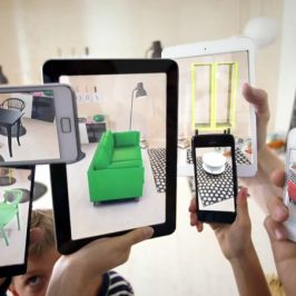 Reviving Retailers with Augmented Reality