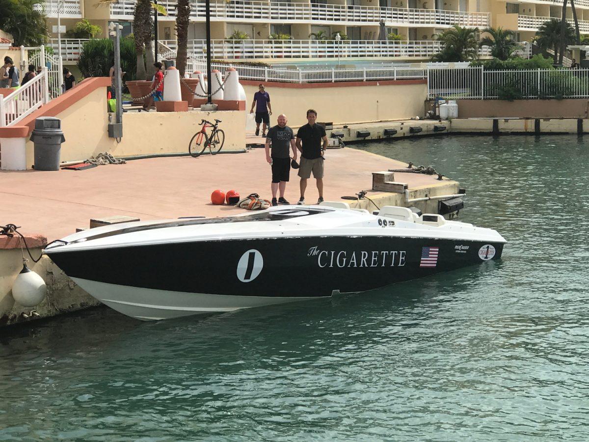 Speed Kills Tech Trends Virtual Reality Consultancy John Travolta Speedboat