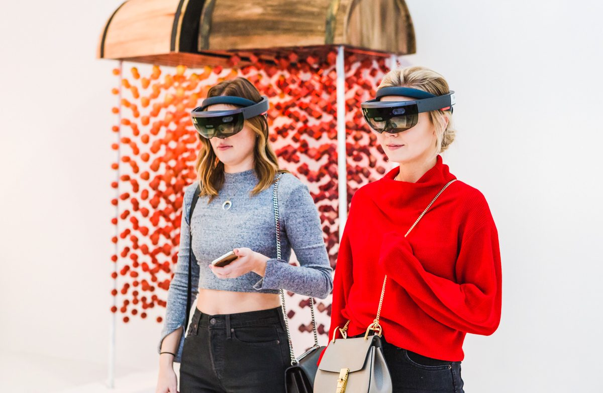 Alice Bonasio VR Consultancy MR Tom Atkinson Tech Trends Review AR Mixed Virtual Augmented Reality city social Budweiser macallan 12 wood mirage