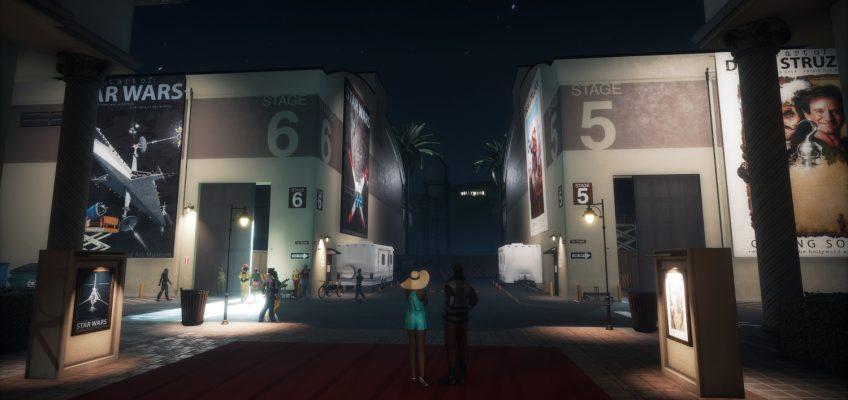 Geeking Out in Sansar with Star Wars VR Movie Memorabilia