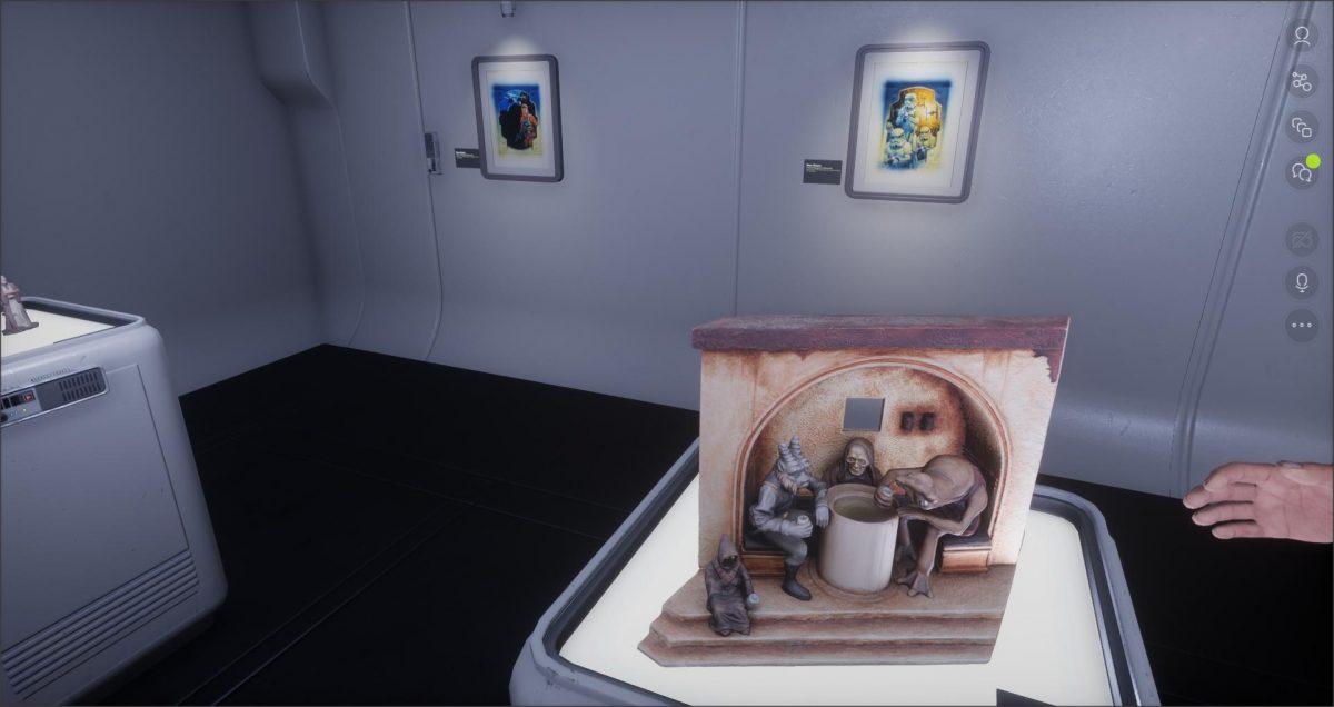 Sansar Virtual Reality Consultancy Tech Trends Sansar Star Wars VR Jedi