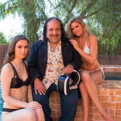 Alice Bonasio VR Consultancy MR Tom Atkinson Tech Trends Review AR Mixed Virtual Reality Augmented pornhub ron jeremy