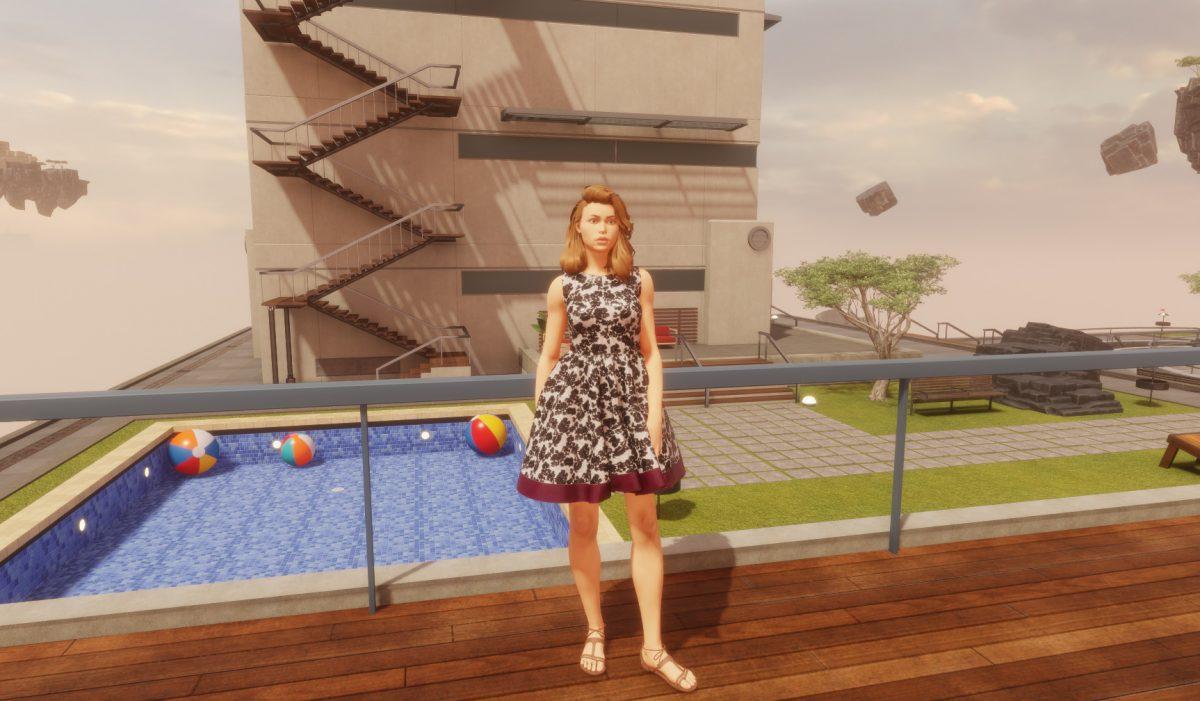 Tech Trends Social VR Virtual Reaity Fashion Sansar Marketplace