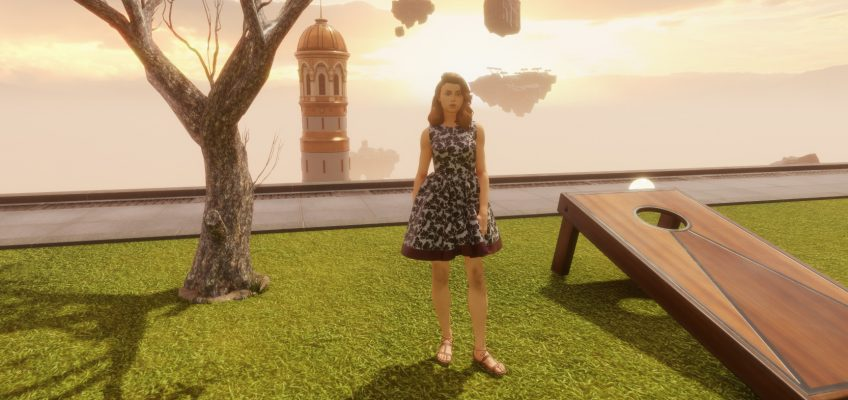 Tech Trends Social VR Virtual Reaity Fashion Sansar Marketplace