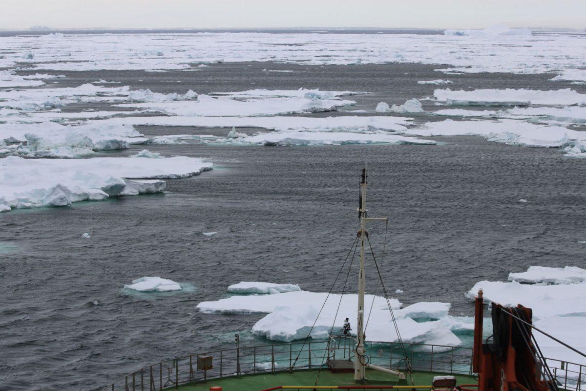 Tech Trends Mendeley Polar Exploration Technology