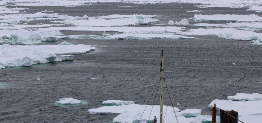 When Polar Exploration Gets Techy