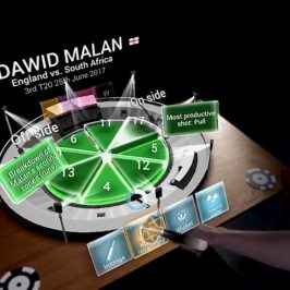 Taking a Gamble on Mixed Reality