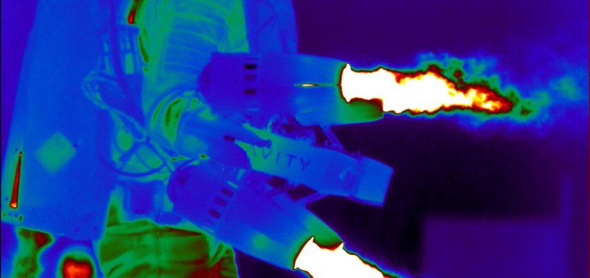 Piloting a VR Gravity Suit
