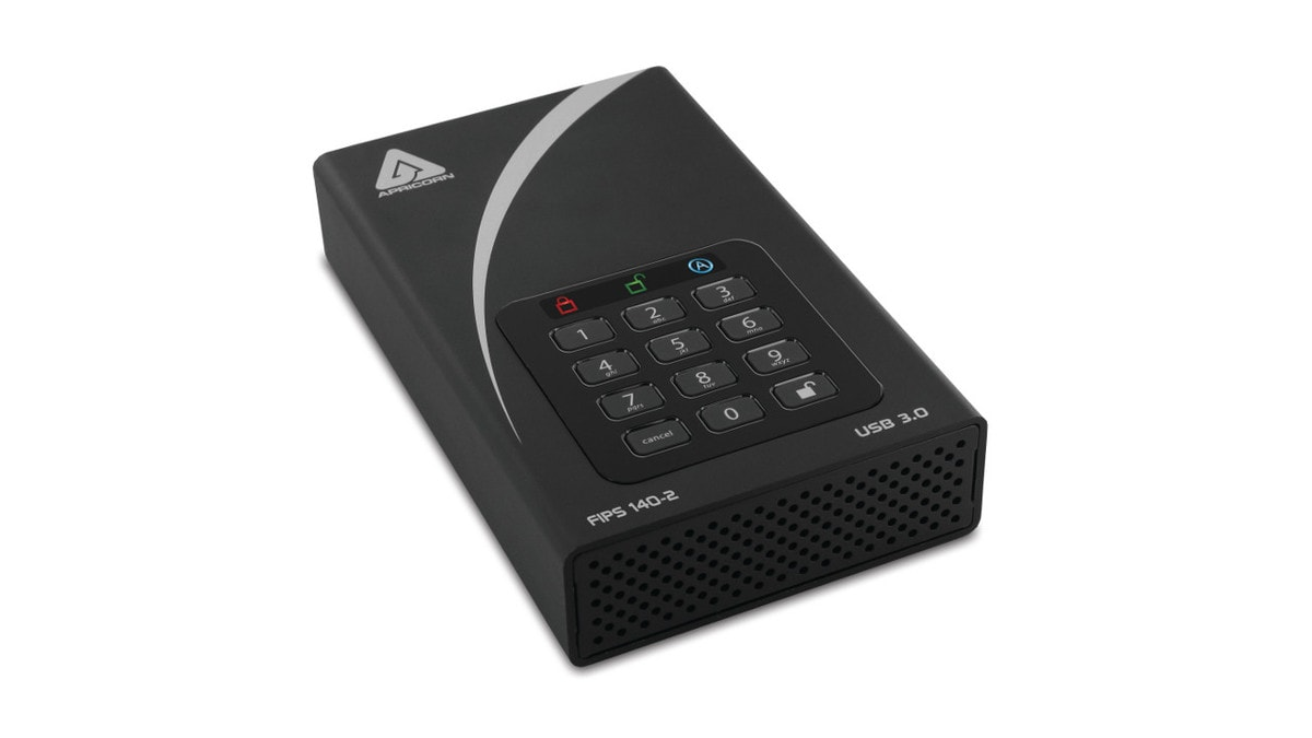 Product Review Aegis Padlock Dt Fips Usb 30 Desktop Drive Tech