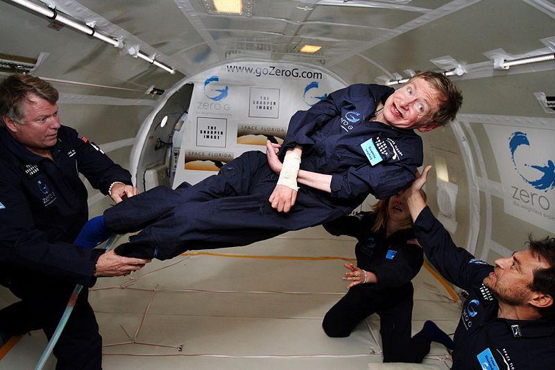 Tech Trends Stephen Hawking NASA Monty Python Simpsons Big Bang Theory