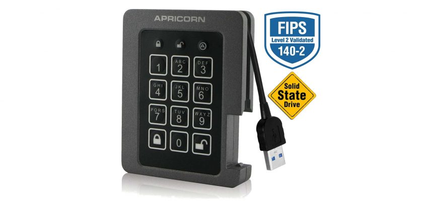 Product Review: Aegis Padlock SSD