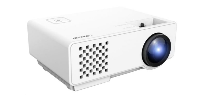 Product Review: DBPower RD-810 Mini LED Projector