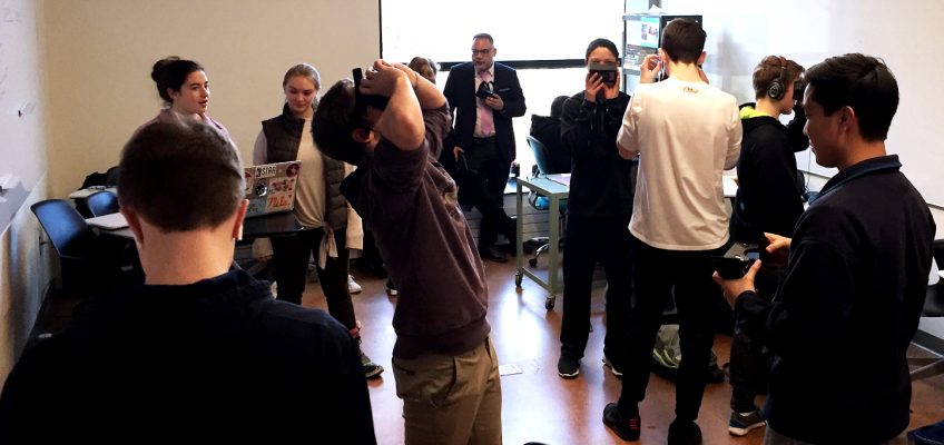VR Tech Trends Virtual Reality Consultancy EdTech