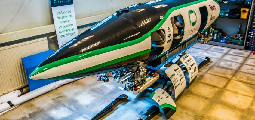 Hyperloop Elon Musk Future of Travel Holland Mobility Delft University