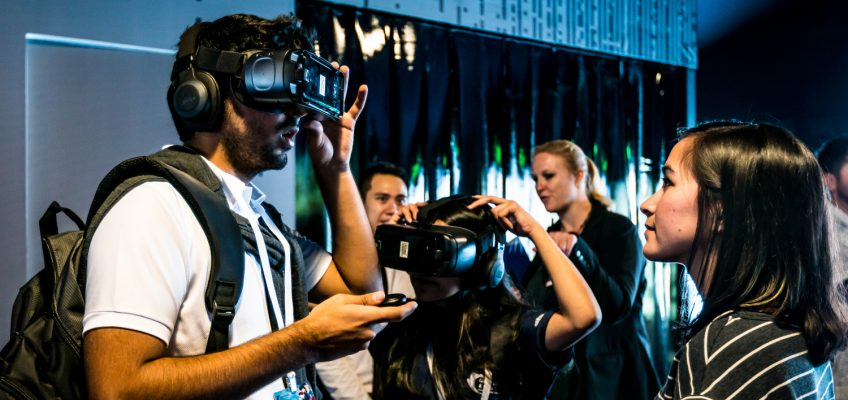 Immersive Tech Transforming Learning