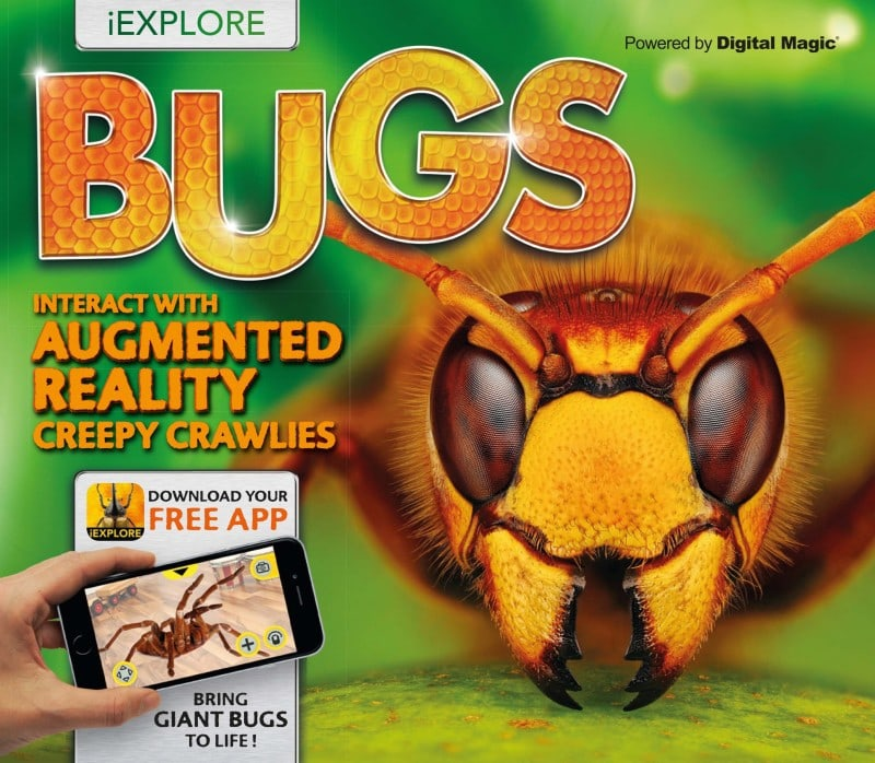 Alice Bonasio VR Consultancy MR Tom Atkinson Tech Trends Review AR Mixed Virtual Reality Augmented carlton dragons bugs book