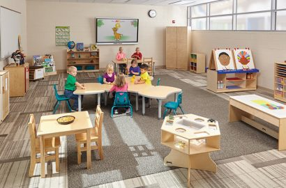Infographic: How Does Classroom Design Affect Learning?