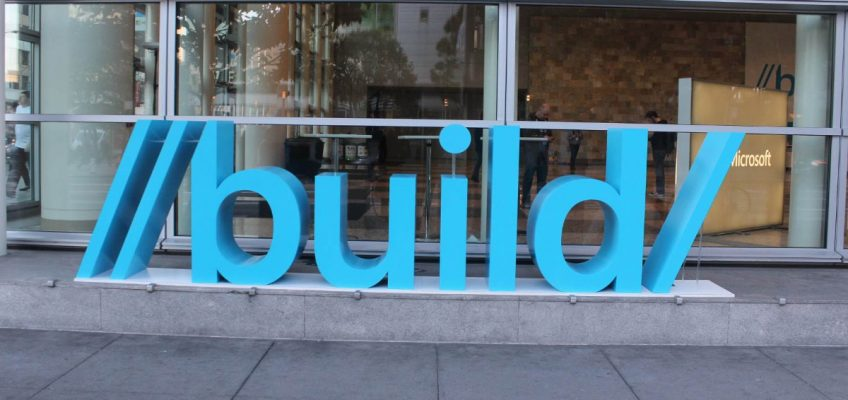 Microsoft Build 2018 Seattle Washington Convention Center Tech Trends VR Tech Consultancy