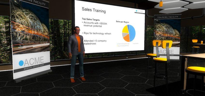 Tech Trends Virtual Reality Consultancy PC Mag Sumerian 3D AI platform Amazon Web Services