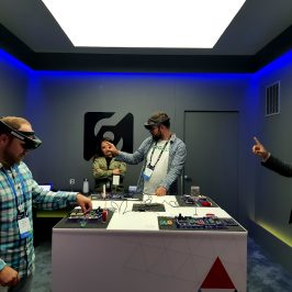 Mixed Reality Lending a Helping Hand