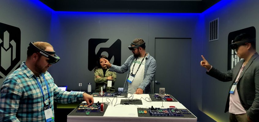 Tech Trends Microsoft Build Mixed Reality HoloLens Remote Assist