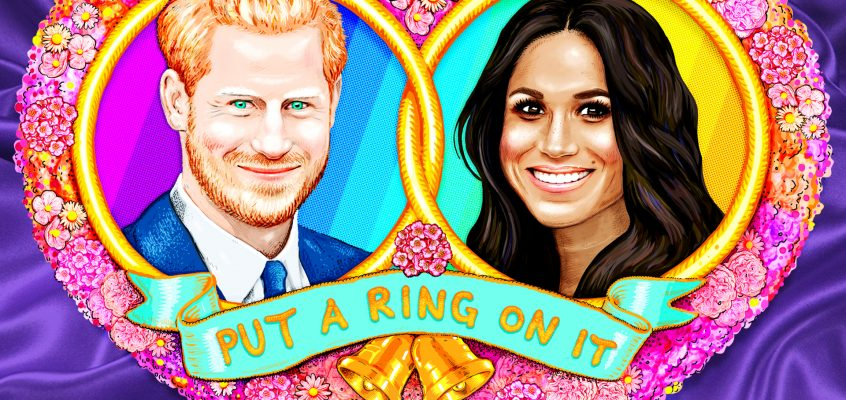 Experiencing the #RoyalWedding in Augmented Reality