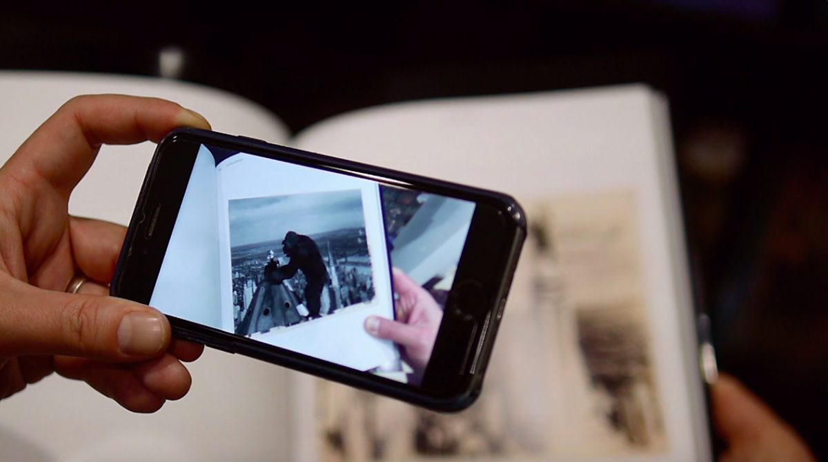 Tech Trends Augmented Reality art VR Consultancy Blockchain Mobile