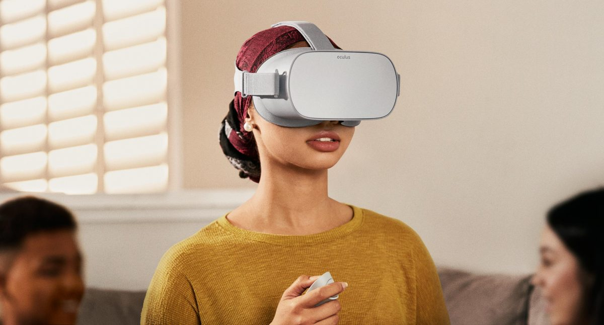 Alice Bonasio VR Consultancy MR Tom Atkinson Tech Trends Review AR Mixed Virtual Reality Augmented facebook oculus go headset