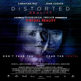 Distorted_VR_Poster Tech Trends Virtual Reality John Cusack Christina Ricci
