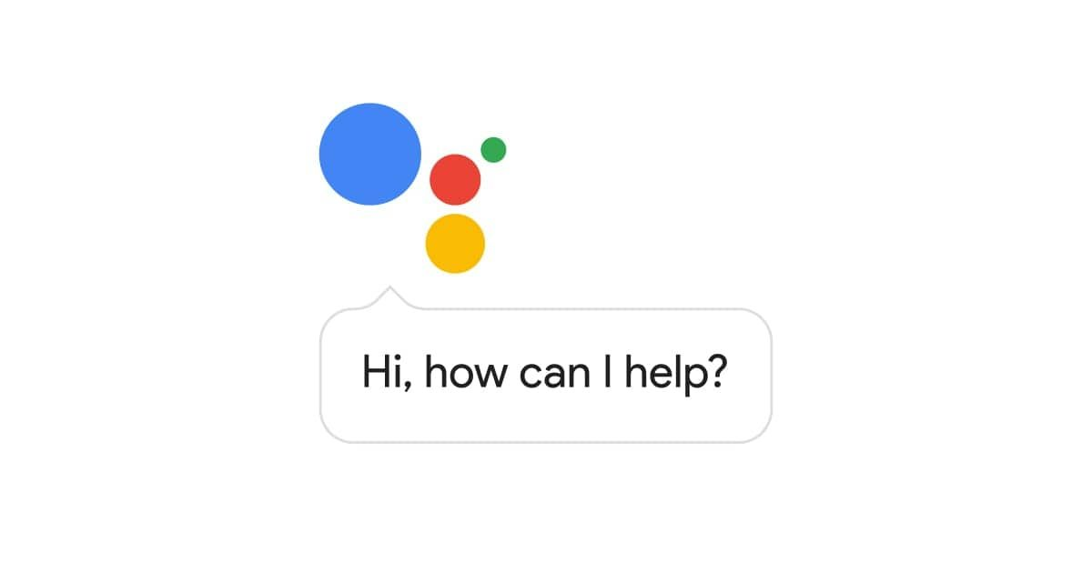 Google Assistant Artificial Intelligence Tech Trends Internet of Things Gadgets