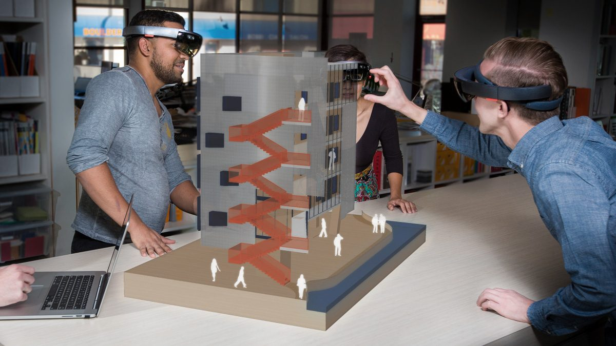 Tech Trends Virtual Reality Consultancy Mixed Reality HoloLens Microsoft
