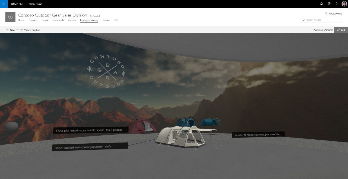 Microsoft Bringing Collaborative Mixed Reality to Office 356