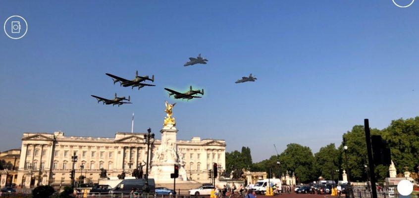 Tech Trends VR Tech Buckingham Palace VR Tech Consultancy