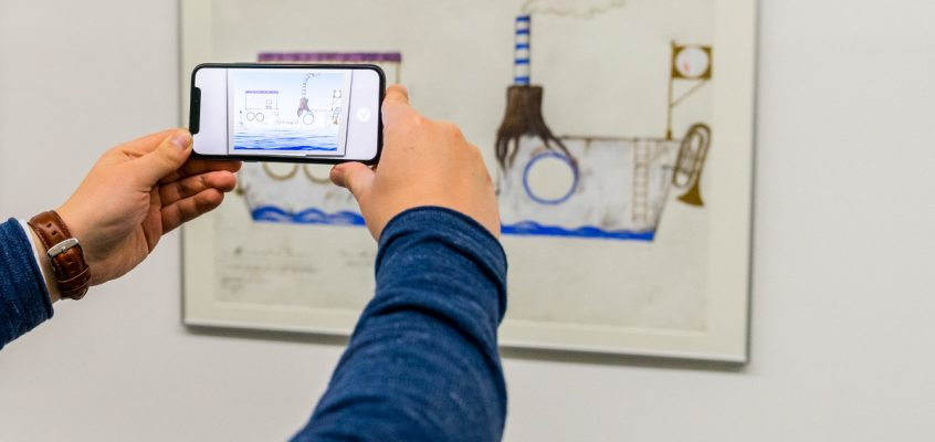 Tech Trends Artivive Augmented Reality App Vienna Pioneers VR Consultancy