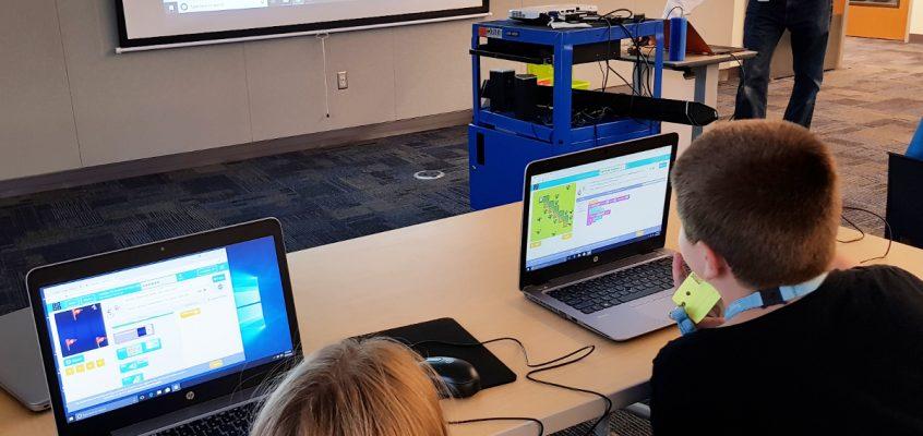 Tech Trends Digital Skills Coach Newton Boise Library