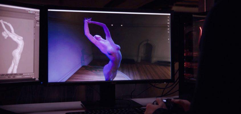 Tech Trends VR Tech Smithsonian Burning Man Art Virtual Reality Consultancy