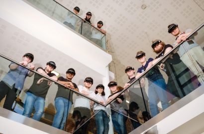 University of Hull Tech Trends Mixed Reality Microsoft HoloLens Accelerator 3