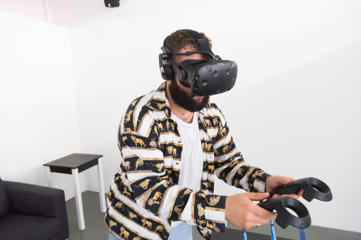 Tech Trends Virtual Reality University London VR Consultancy