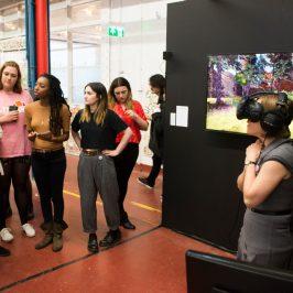 Tech Trends Virtual Reality University London VR Consultancy