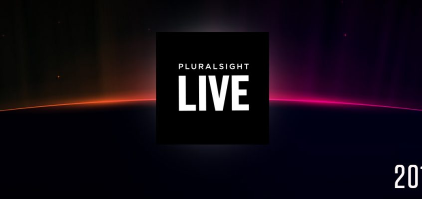 Tech Trends at Pluralsight Live Salt Lake City 2018
