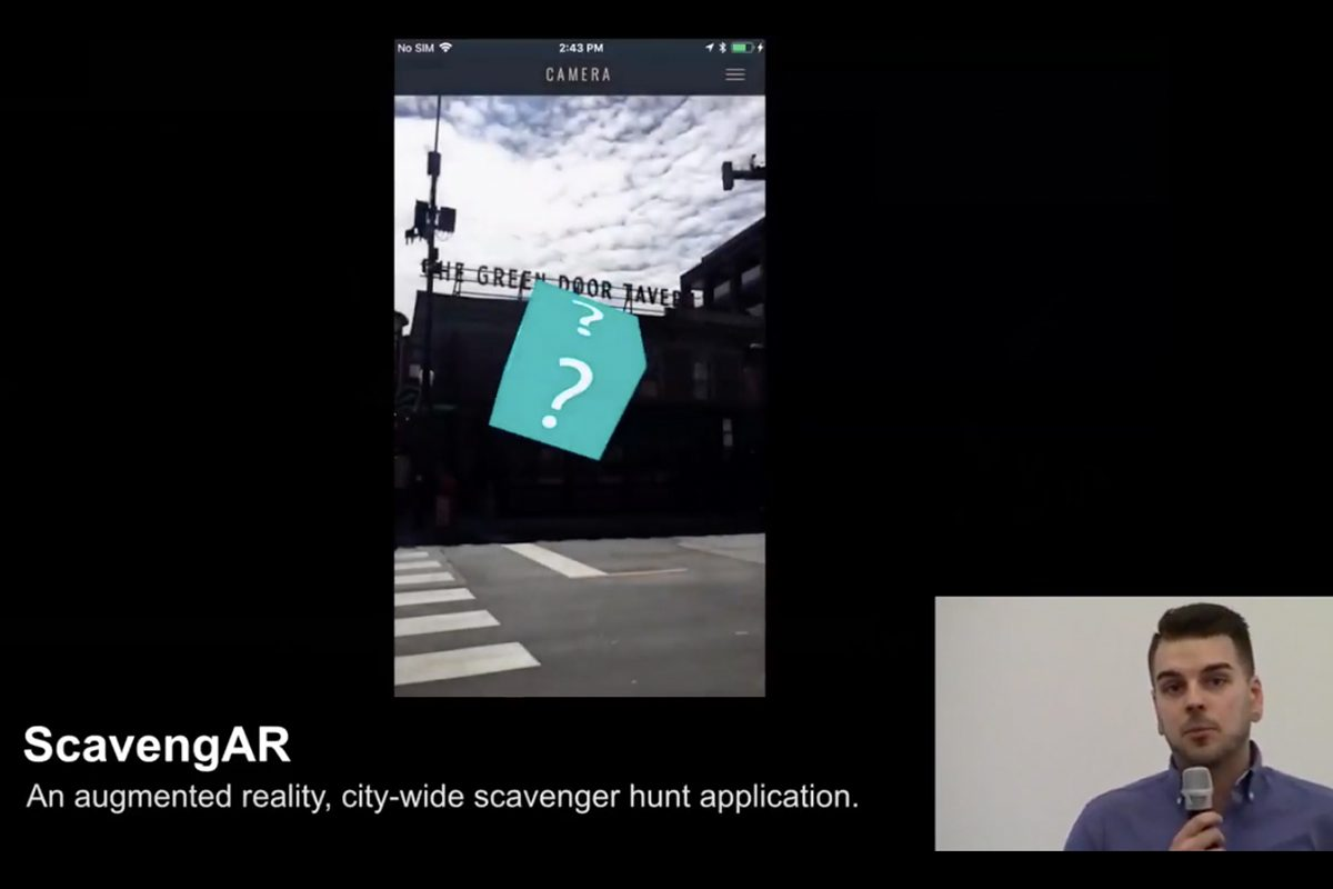 Tech Trends VR Consultancy Alice Bonasio Fullstack Academy Coding School