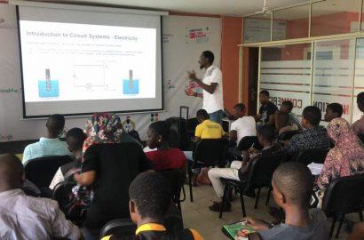 Tech Trends Bright Hands Solar Power Project Nigeria EdTech