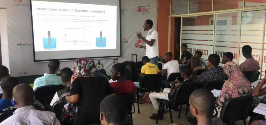 Tech Trends Bright Hands Solar Power Project Nigeria EdTech